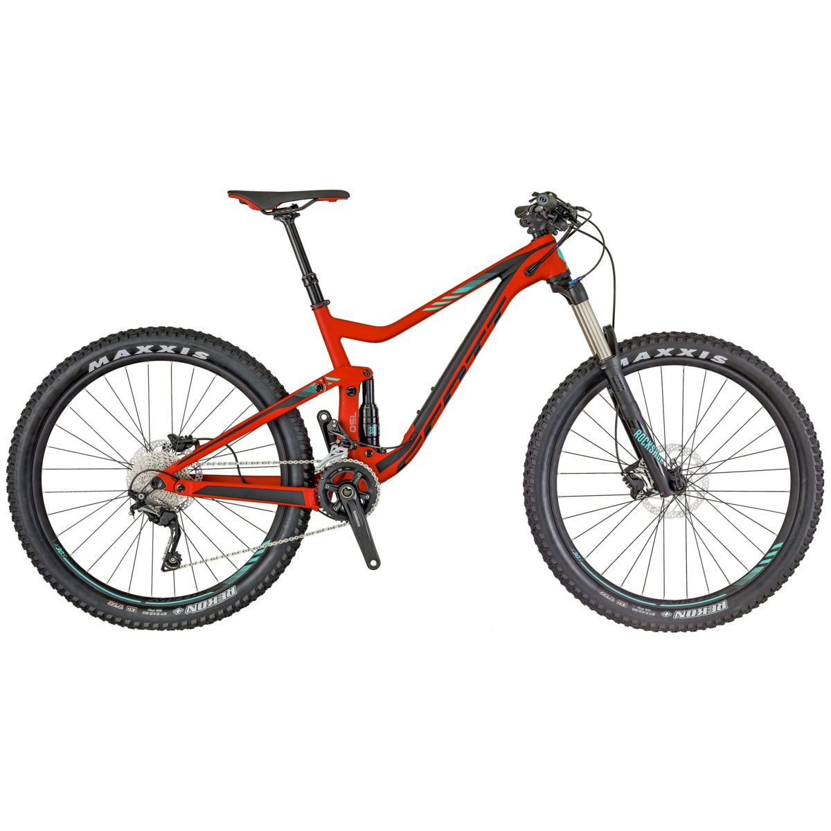 VTT Scott Genius 750 2018