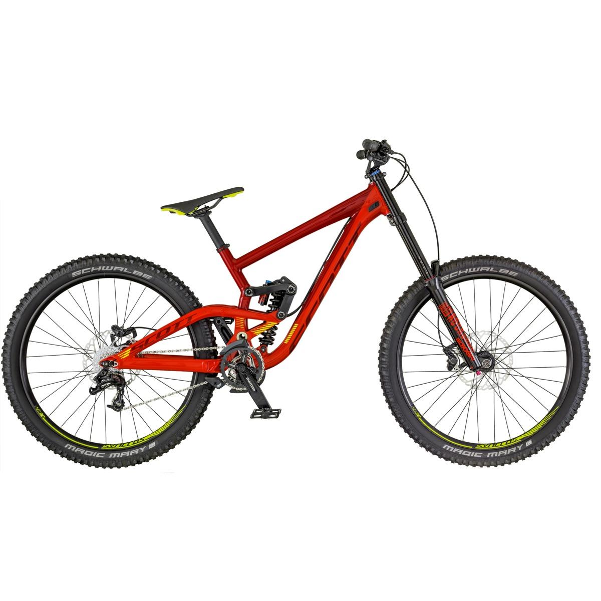 Vélo Scott Gambler 730 2018