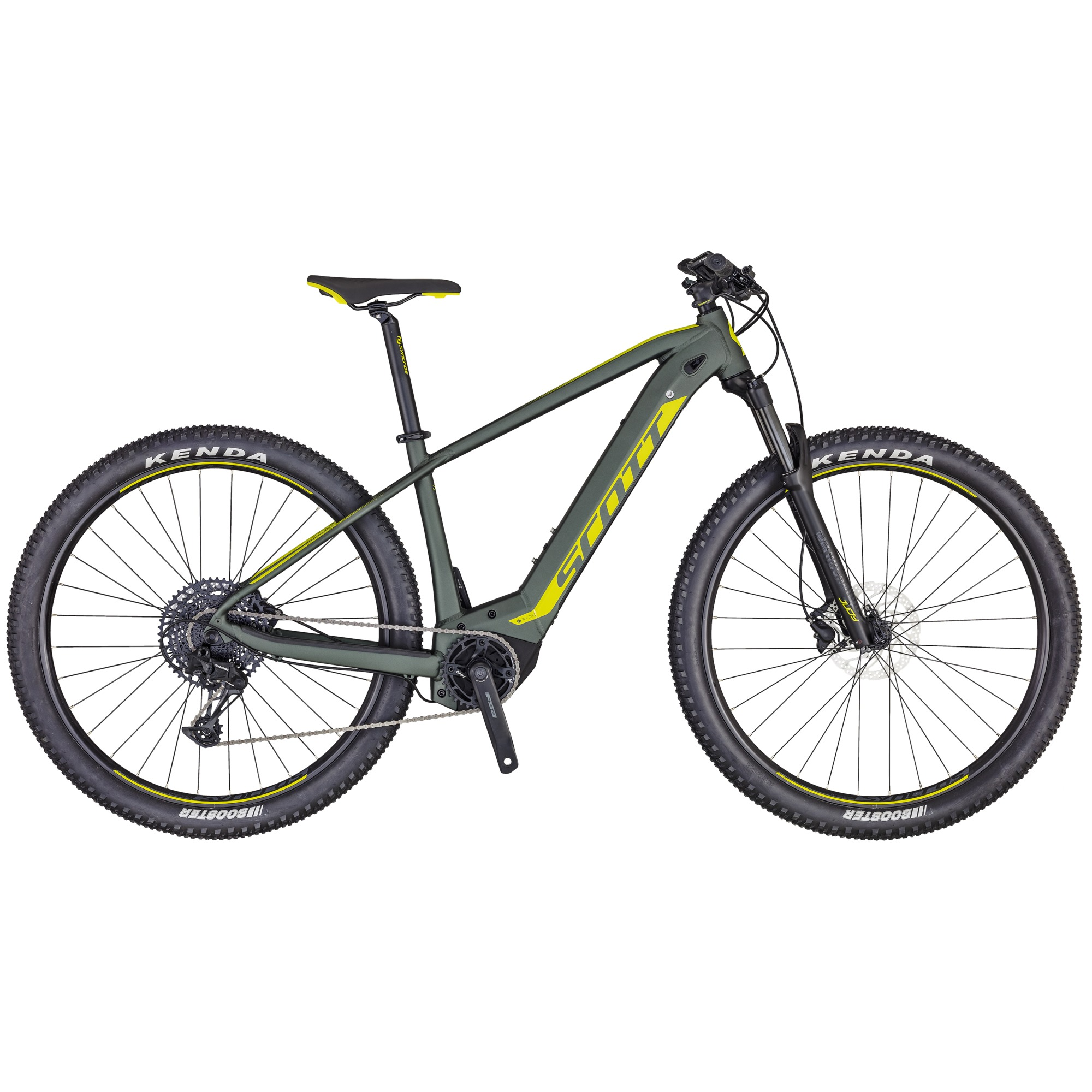 Vélo Scott Aspect eRide 930 2020