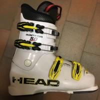 Chaussures de ski Head Raptor 50 enfant 4 crochets
