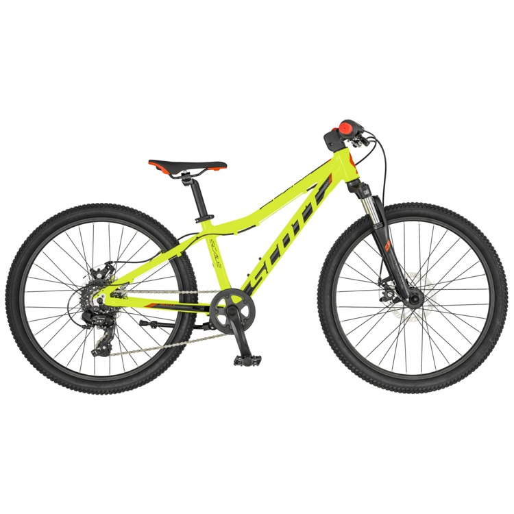 Vélo Scott Scale 24 disc 2019