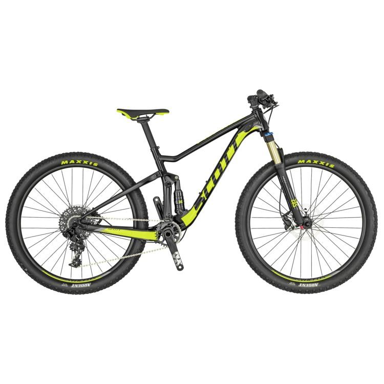 Vélo Scott Spark 600 2019
