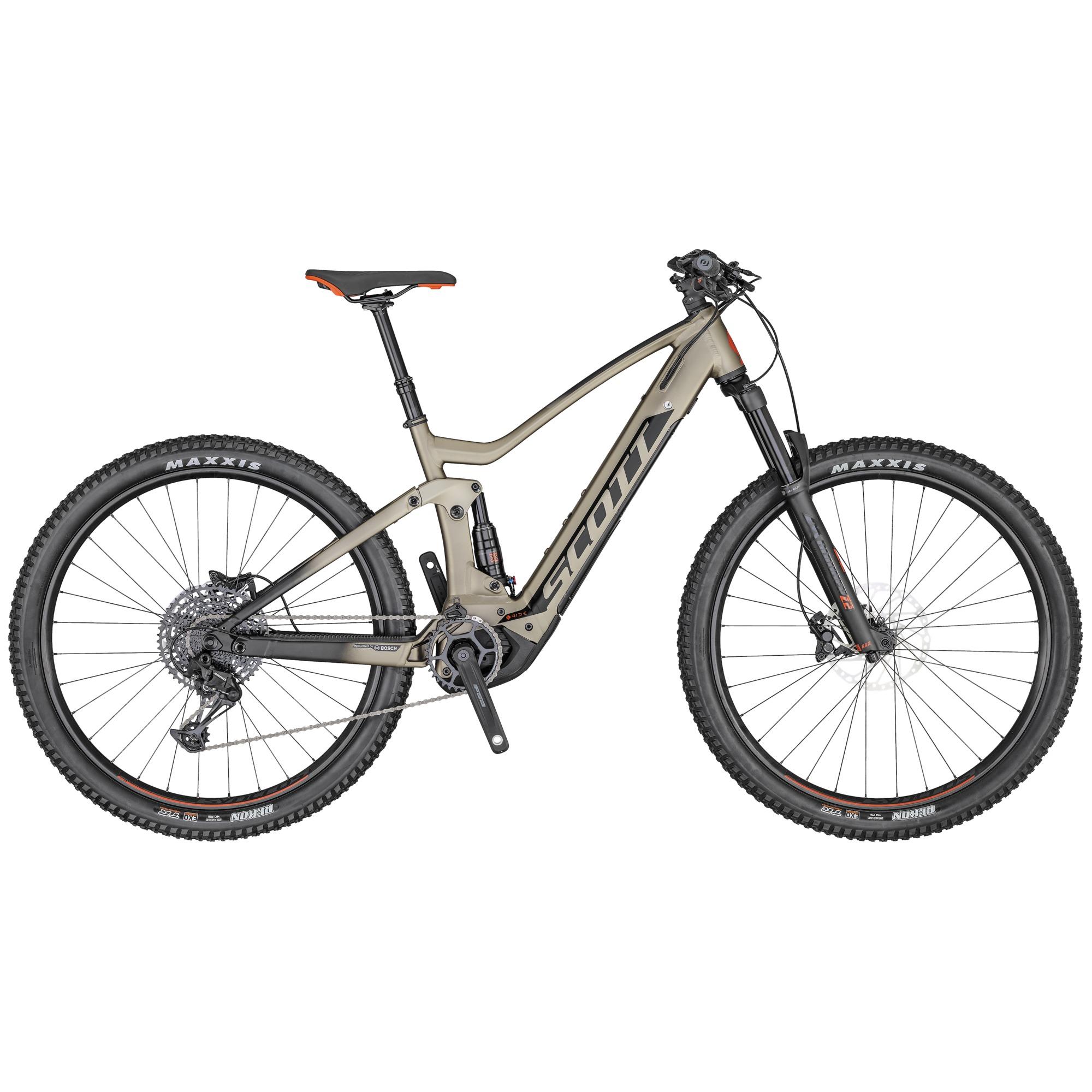 Vélo Scott Strike Eride 930 2020