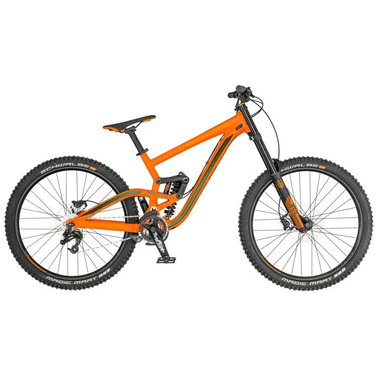 Vélo Scott Gambler 730 2019